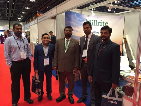 2015 – 26th IAOM-MEA Conference & Expo. at Dubai.
