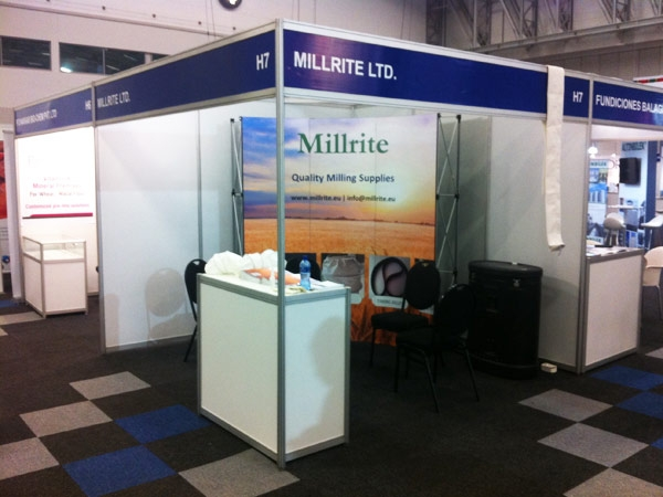 2014 – 25th IAOM-MEA Conference & Expo. at Capetown.